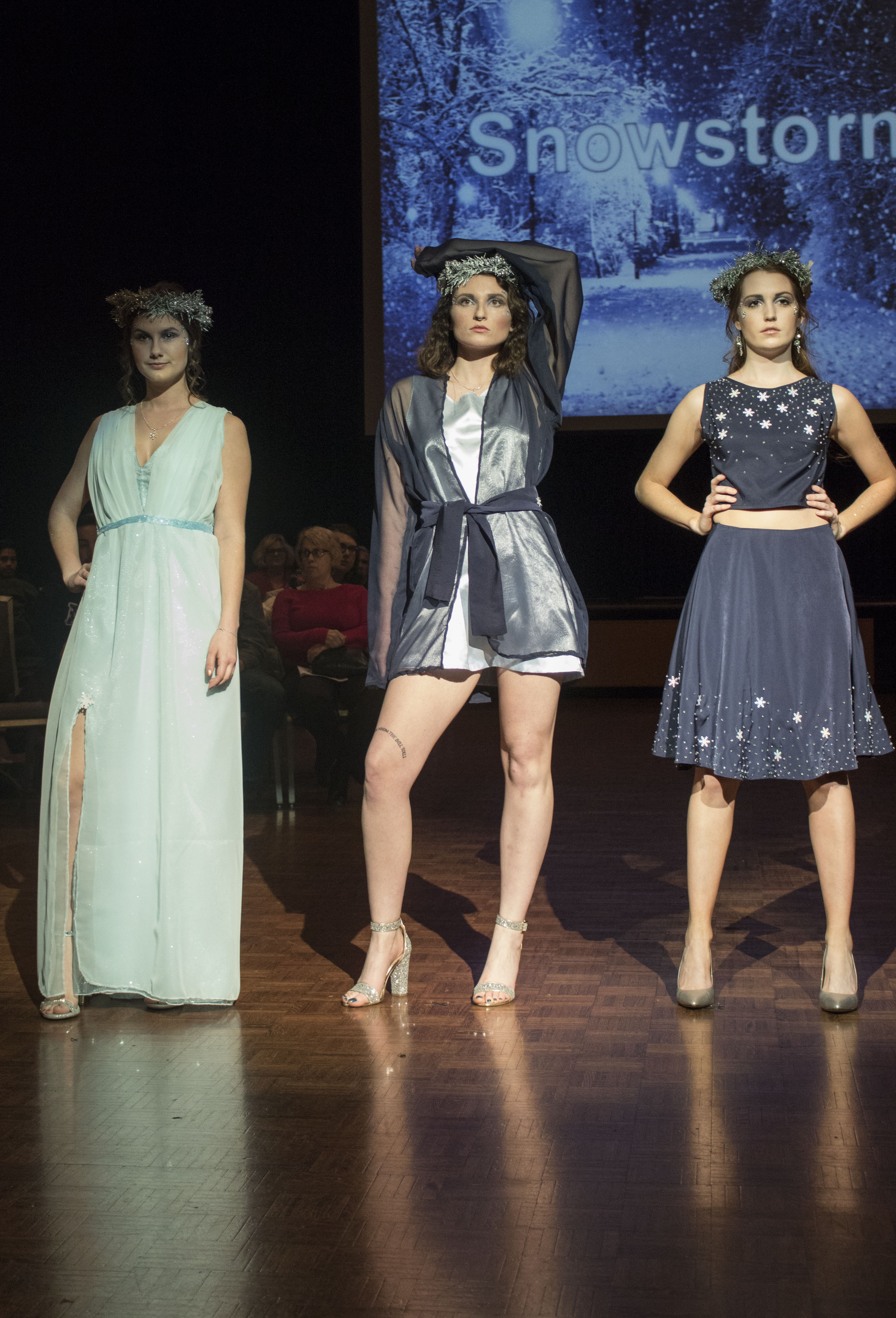 Fashion Design Major Storm Dolfi Channels Her Painful Past Into Bold Apparel