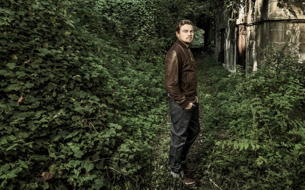 Leonardo DiCaprio: From Wolf of Wall Street to Wolf Conservationist