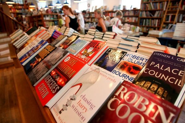 What You're Not Hearing About Recent Top-Selling Books