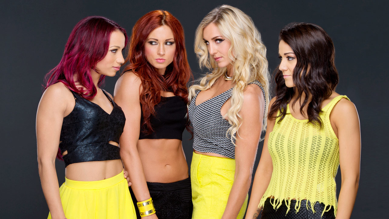 The WWE and the Women's Revolution