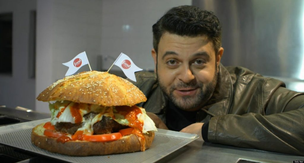 Man vs. Food: America's Obesity Epidemic