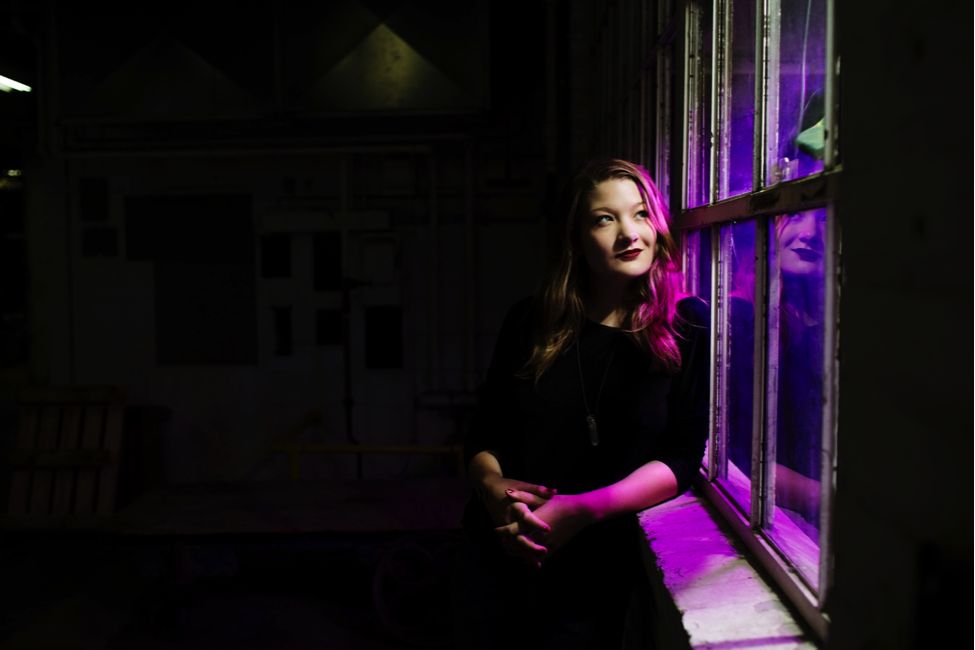 Published Poet and Creative Writing Major Blythe Baird is Slamming into the Limelight