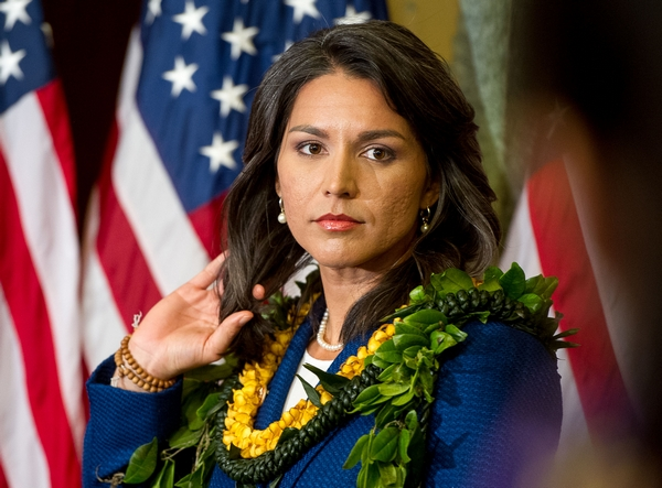 Congresswoman Tulsi Gabbard's Authoritarian Love Affair