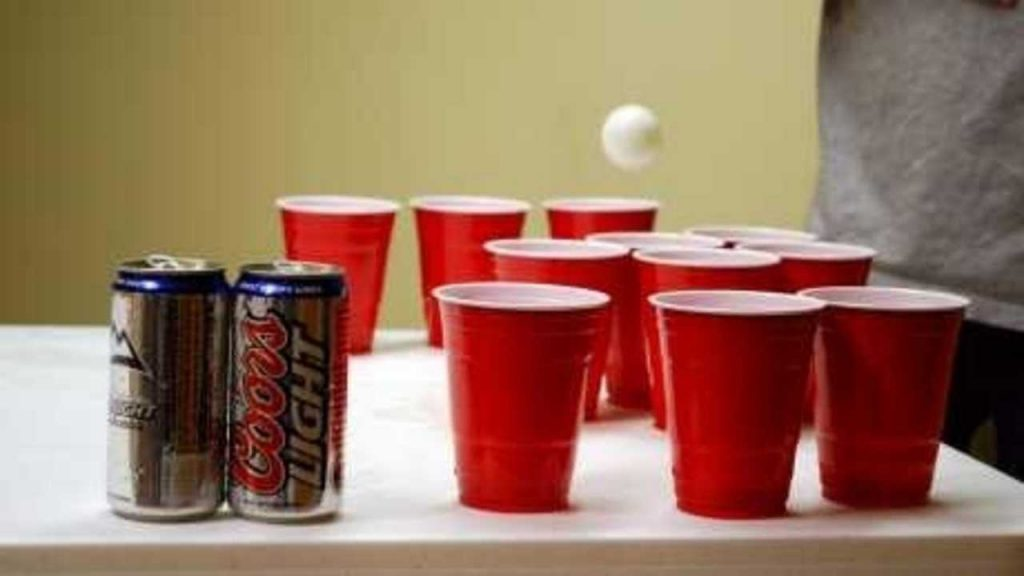 4 Drinking Games to Spice Up Your Weekend