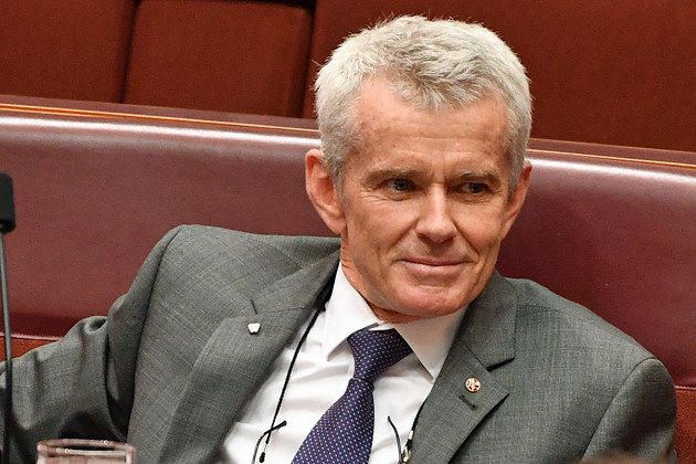 Ladies, According to an Australian Senator, You Like Being Verbally Harassed