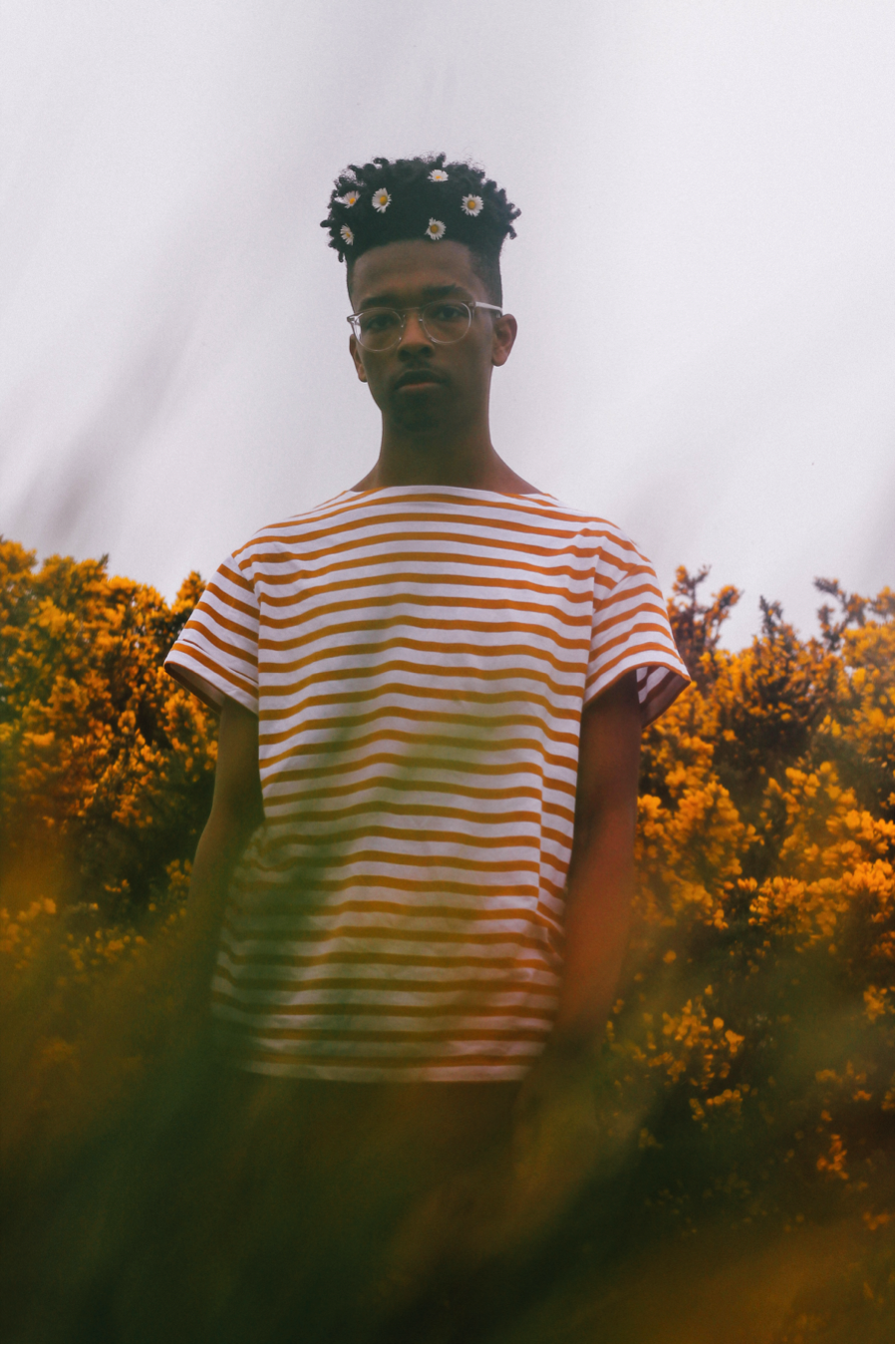 Parsons' Myles Loftin Breaks Down HOODED, His Stereotype-Defying Project