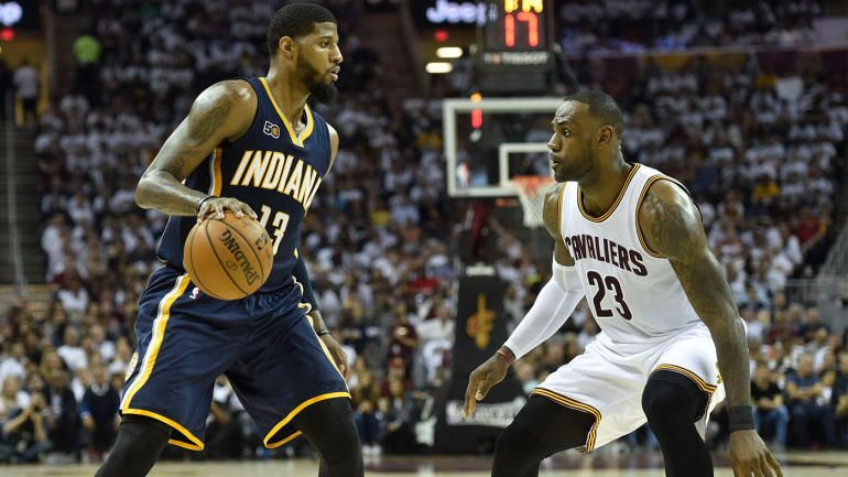 Round by Round Predictions of the 2017 NBA Playoffs