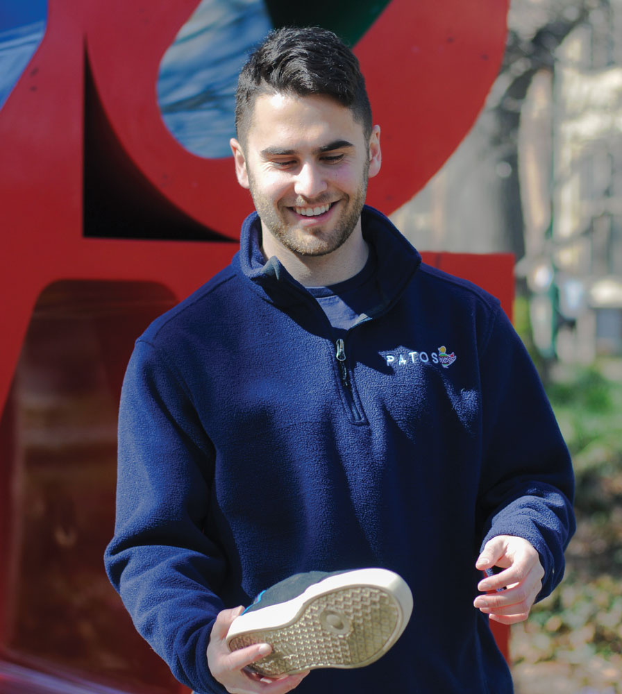 PATOS Founder and Penn Student Fernando Rojo Embodies Activism Without Ego