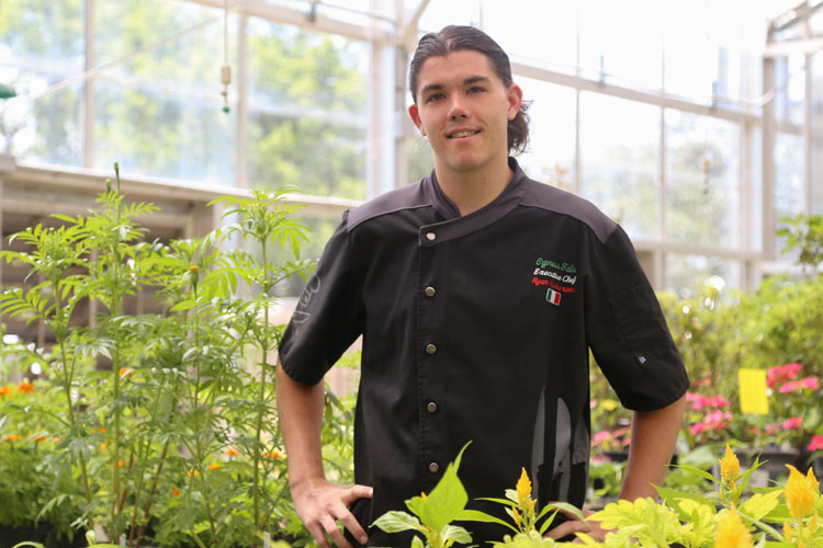 The Meteoric Rise of Texas State Student and Chef Ryan Nickerson