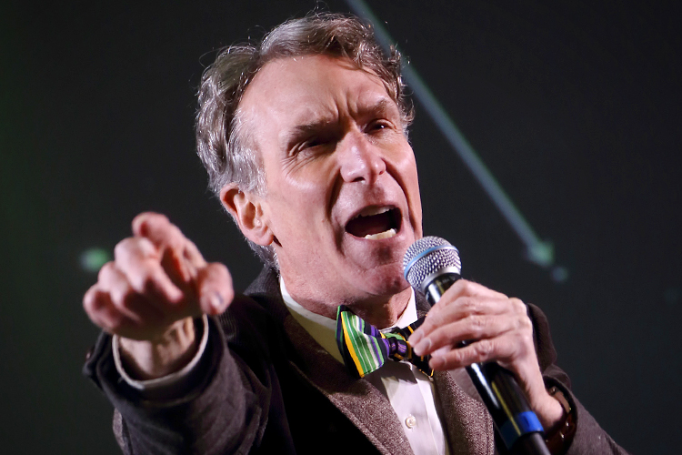 Bill Nye the Animosity Guy