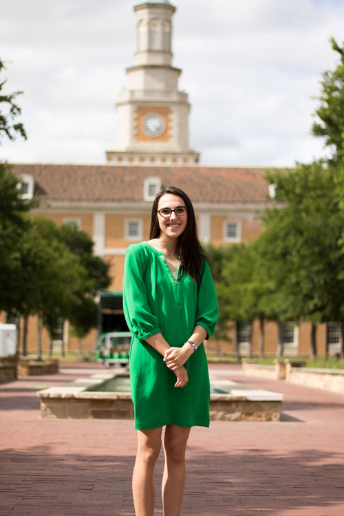Barrett Cole, Student Body President of UNT, Dreams of Opening a Butcher Shop