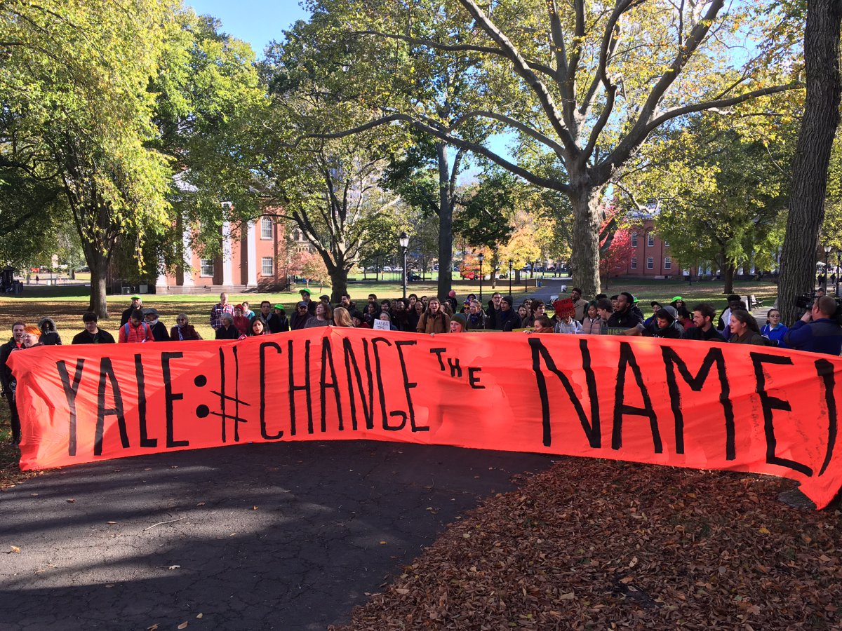 yale-change-the-name - Study Breaks