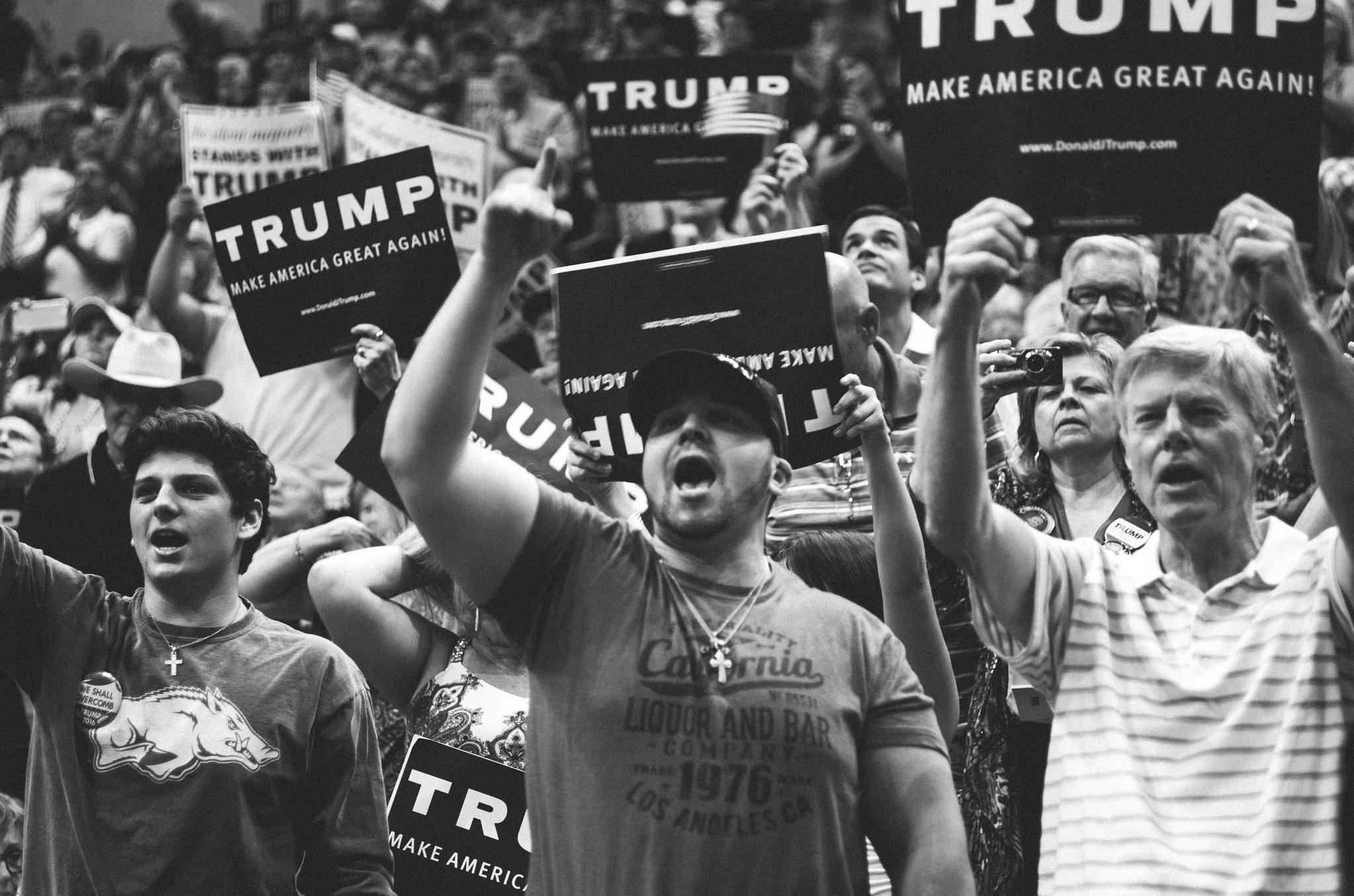 the false equivocation between fascism and those who oppose it