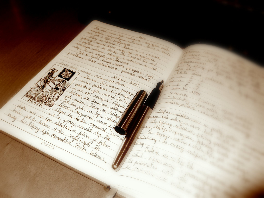 journaling with a helping hand study breaks