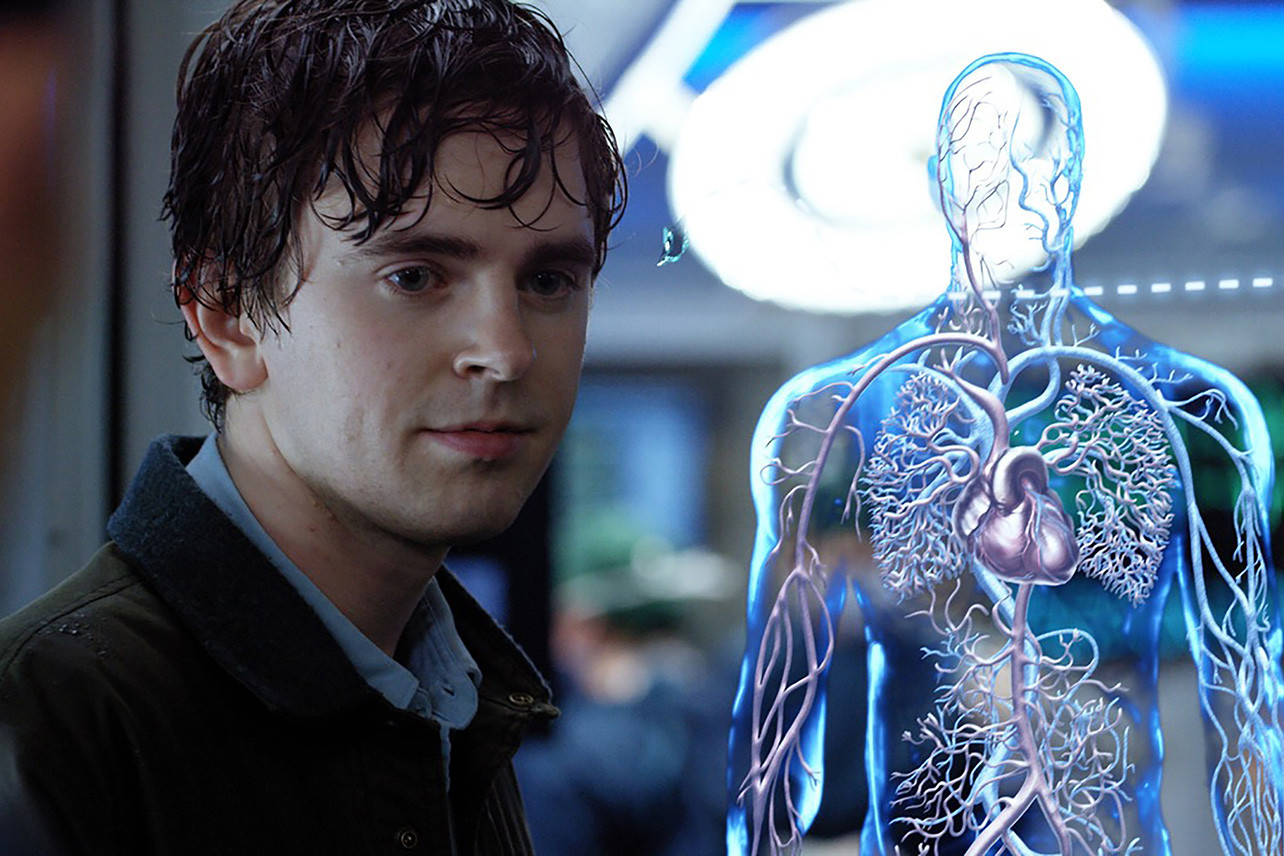 the good doctor - photo #18