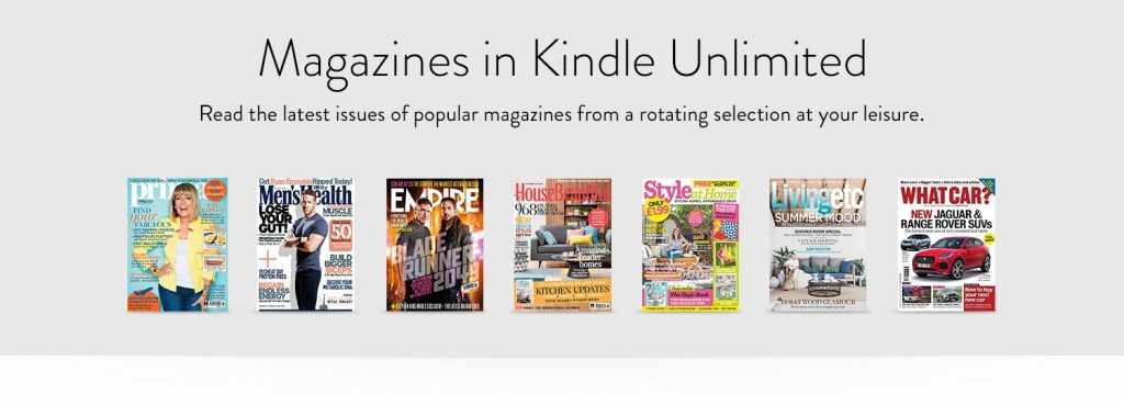 should book lovers around the world get kindle unlimited