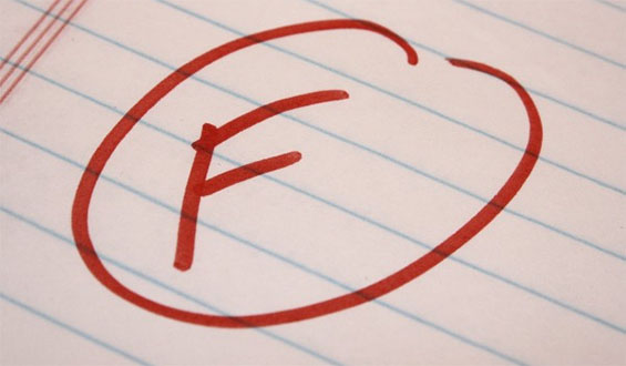 The 4 Most Commonly Failed College Classes