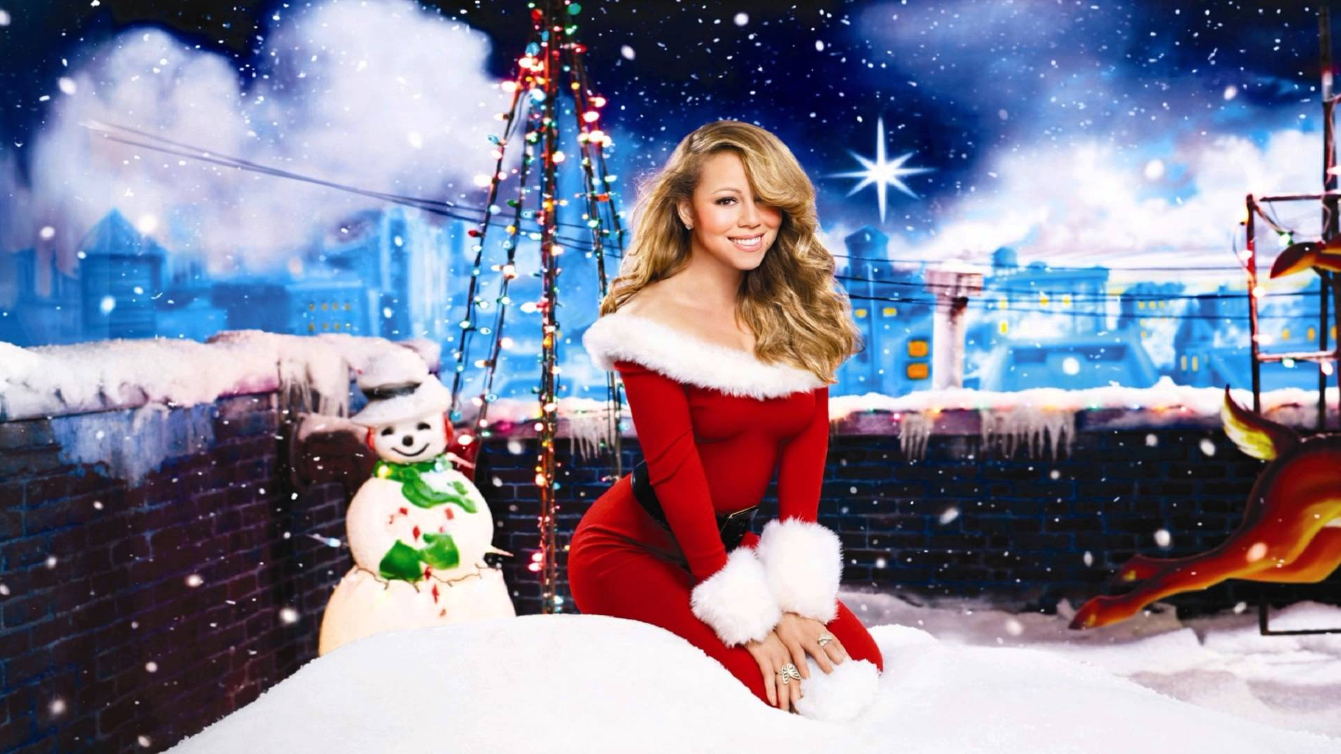 Youtube Mariah Carey Christmas.6 Of The Best Christmas Songs Sung By Women For Your Holiday