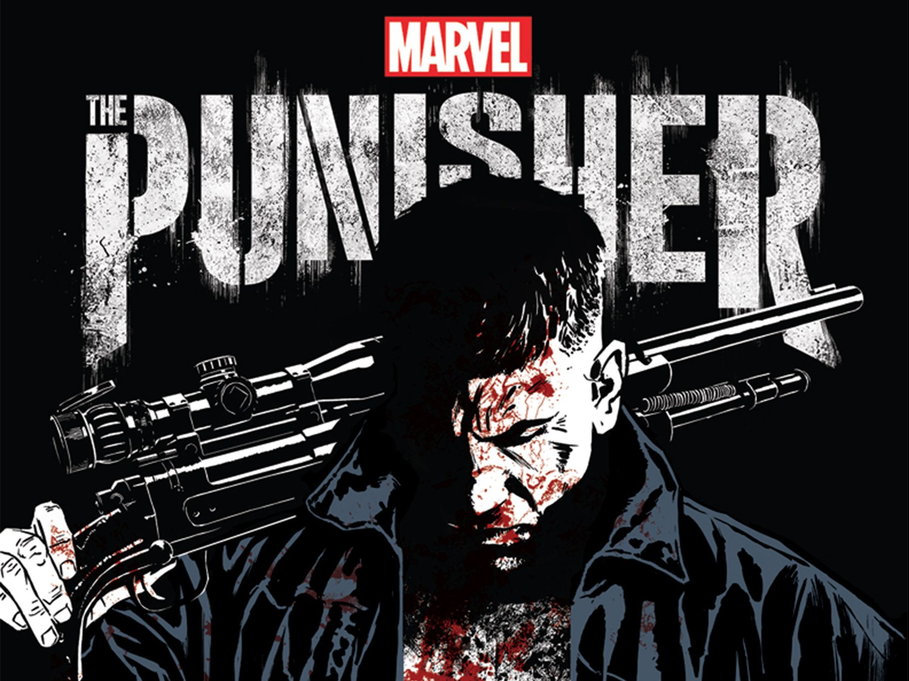 Marvel Comics The Punisher