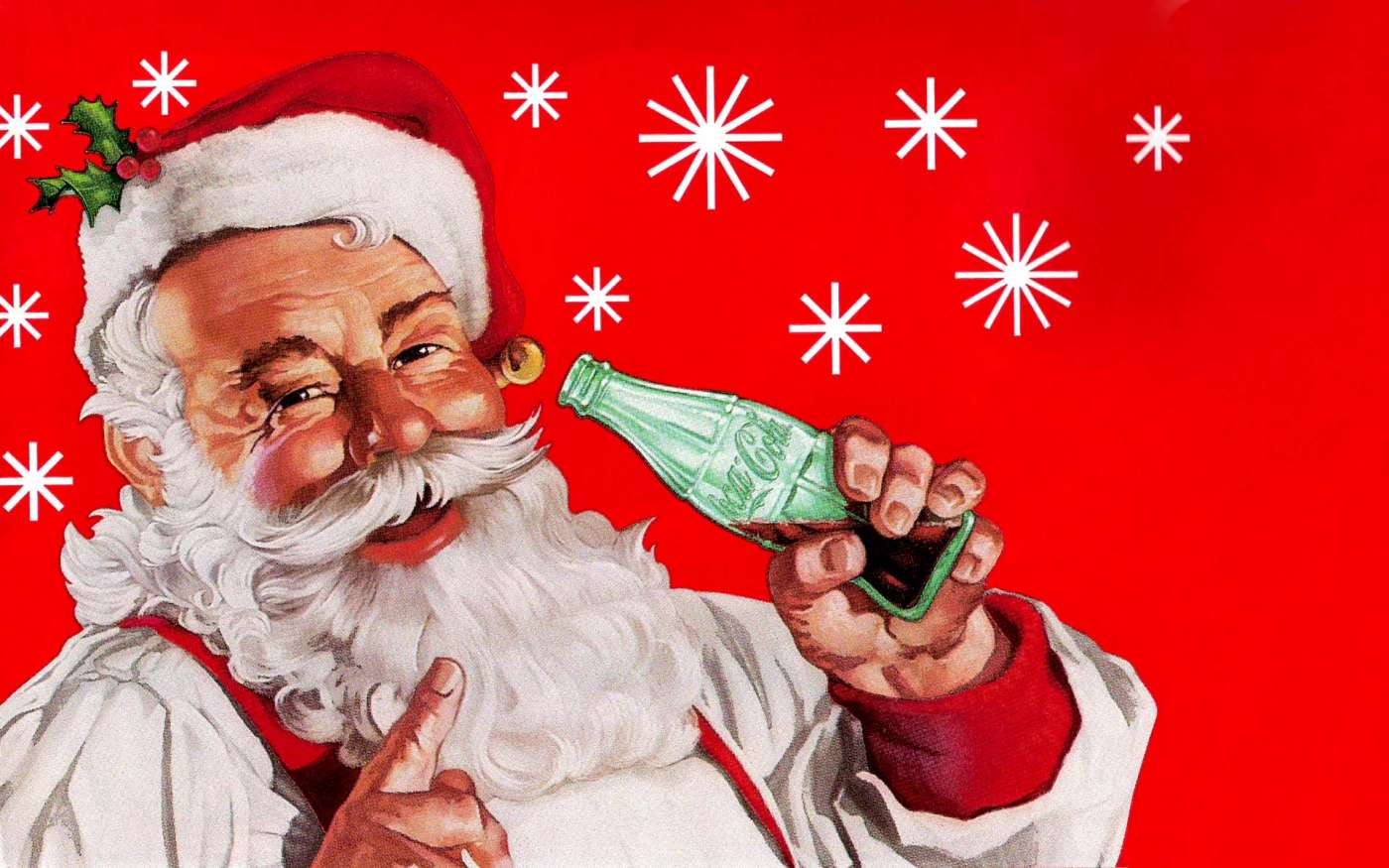 how coca cola created the christmas we know and love today - When Was Christmas Created