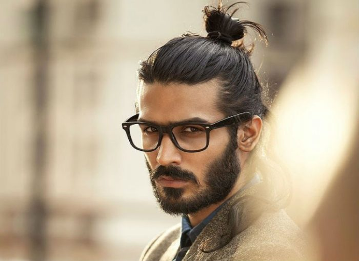 A top knot is an updated version of the original man bun (Image via  Hairstyle Camp) 135fb6e76a3