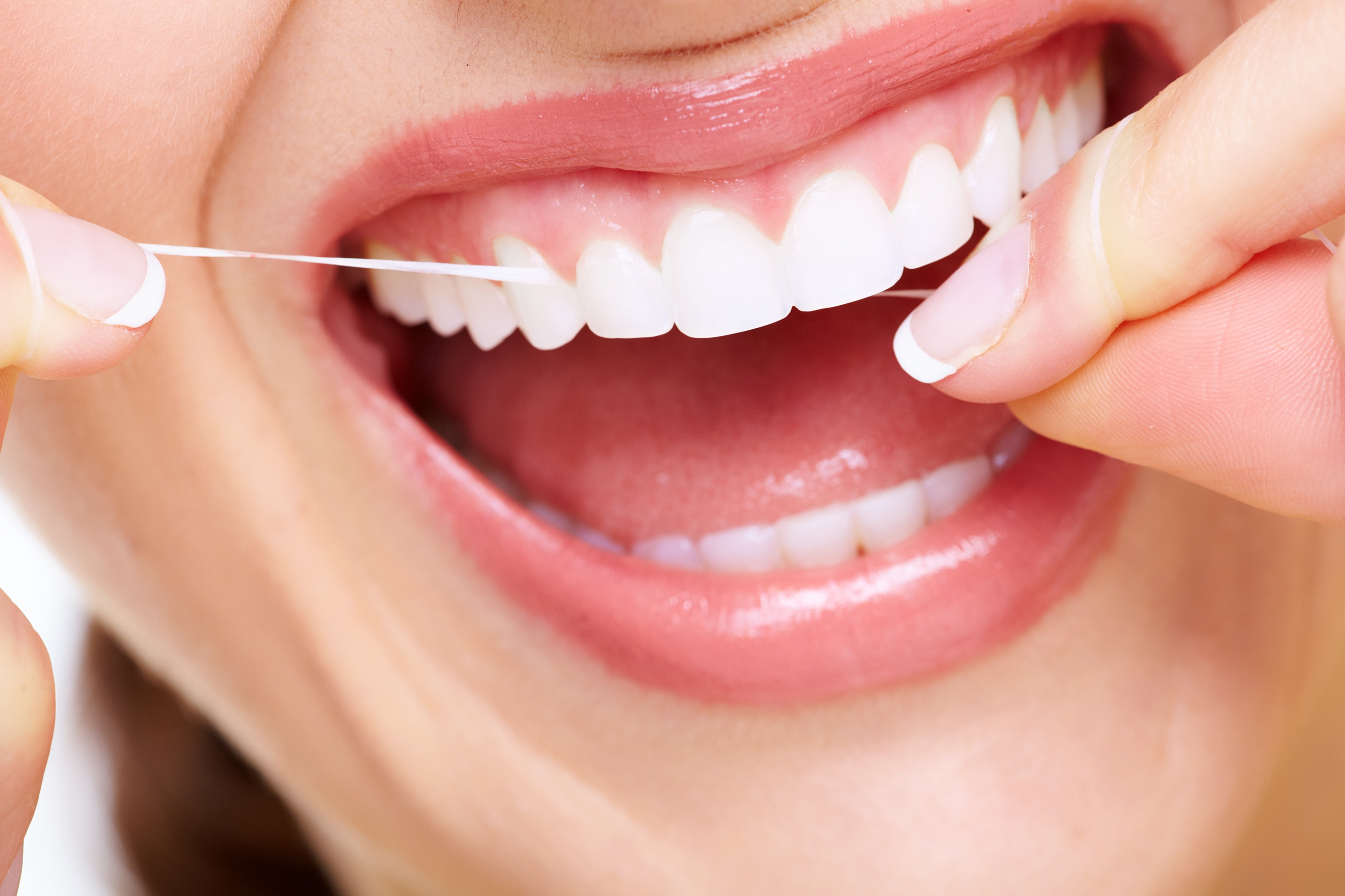 9 out of 10 Dentists Recommend You Stop Flossing