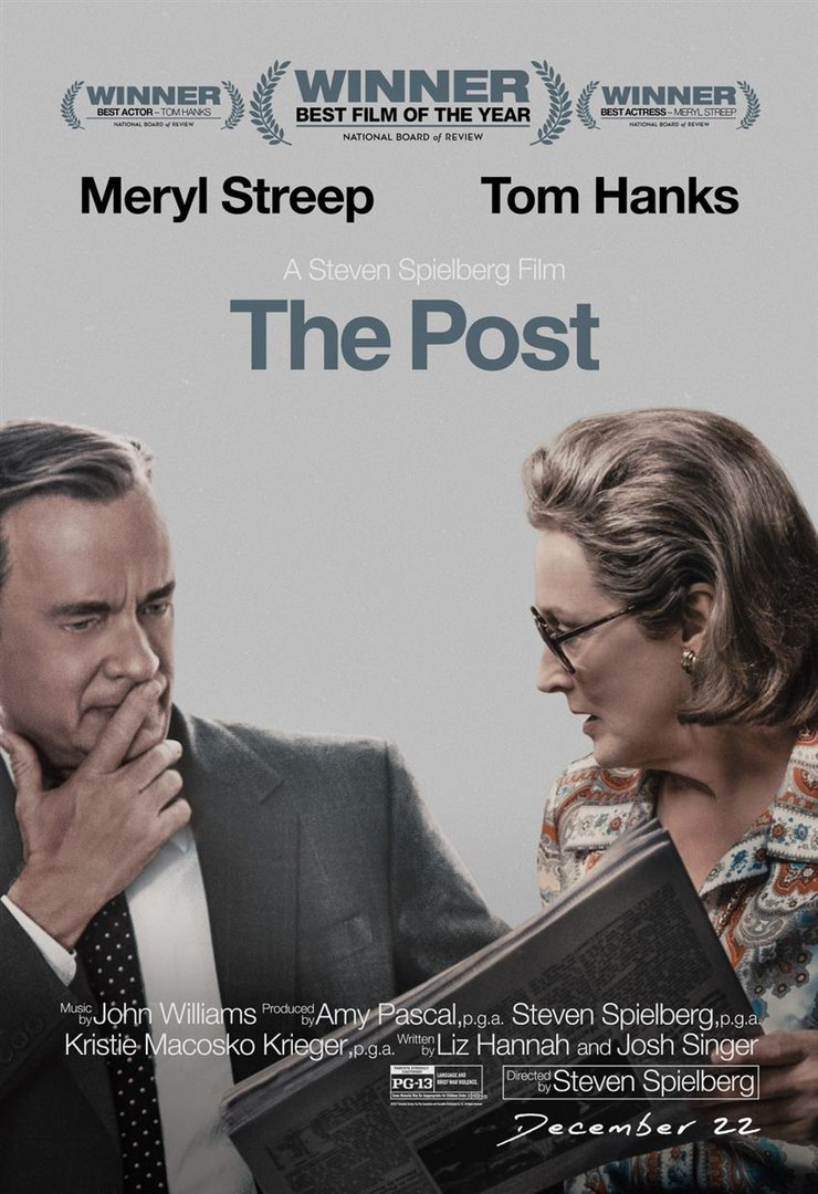 The-Post-New-Film-Poster-1 - Study Breaks