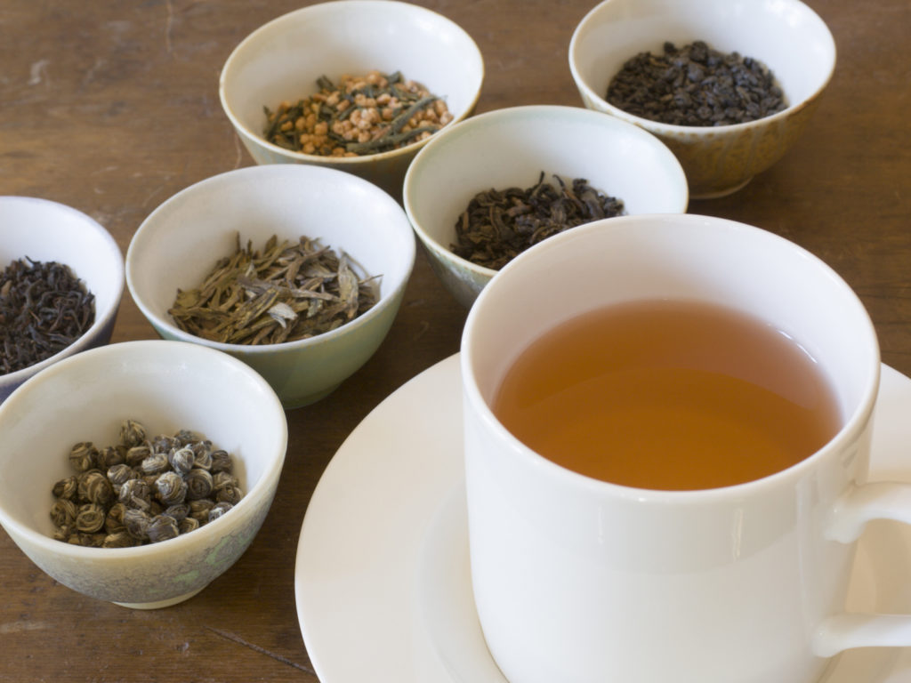 teas for self-care