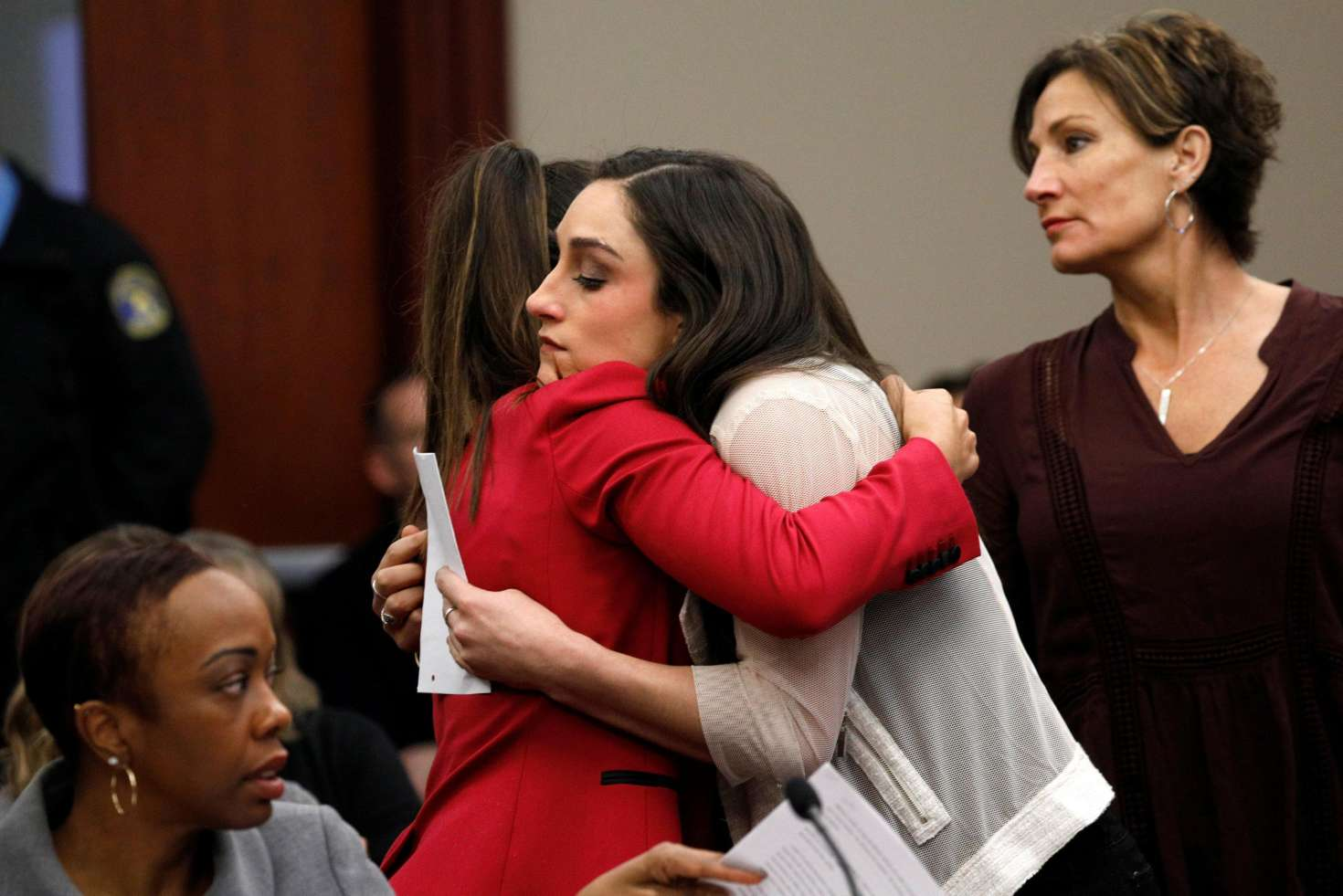 Nassar gets 40 to 125 more years in final sentence