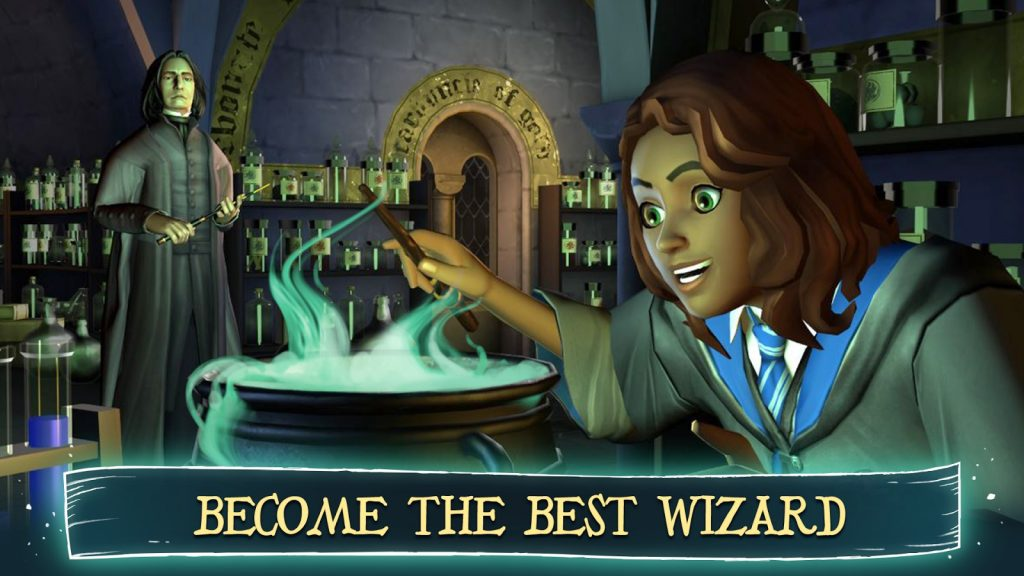 harry potter Mobile game