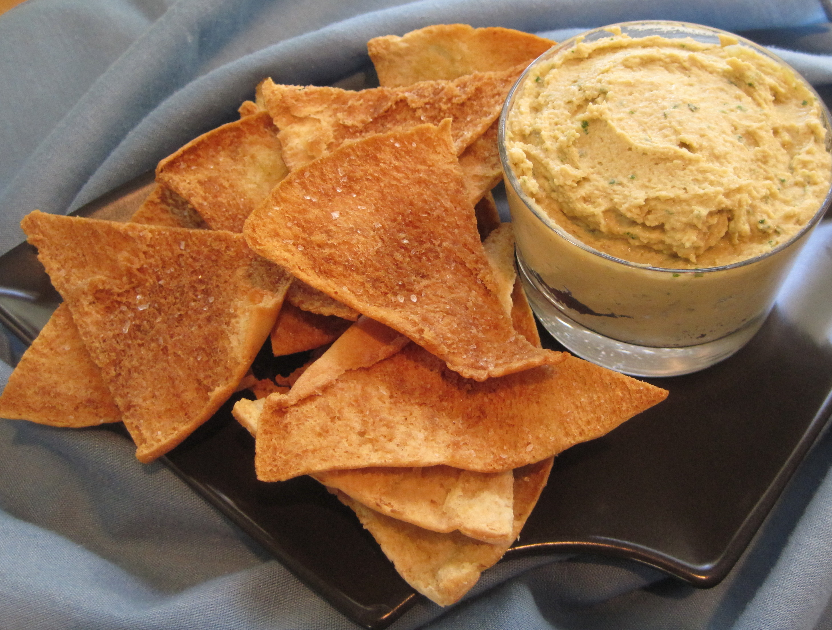 Caffeine-sensitive hummus