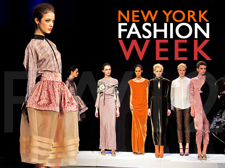 Fashion week what regulations to protect the models for Fashion exhibitions new york