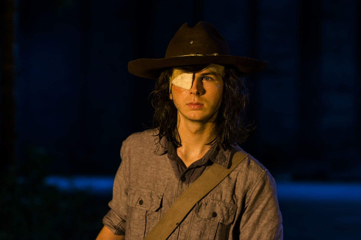 Walking Dead Carl