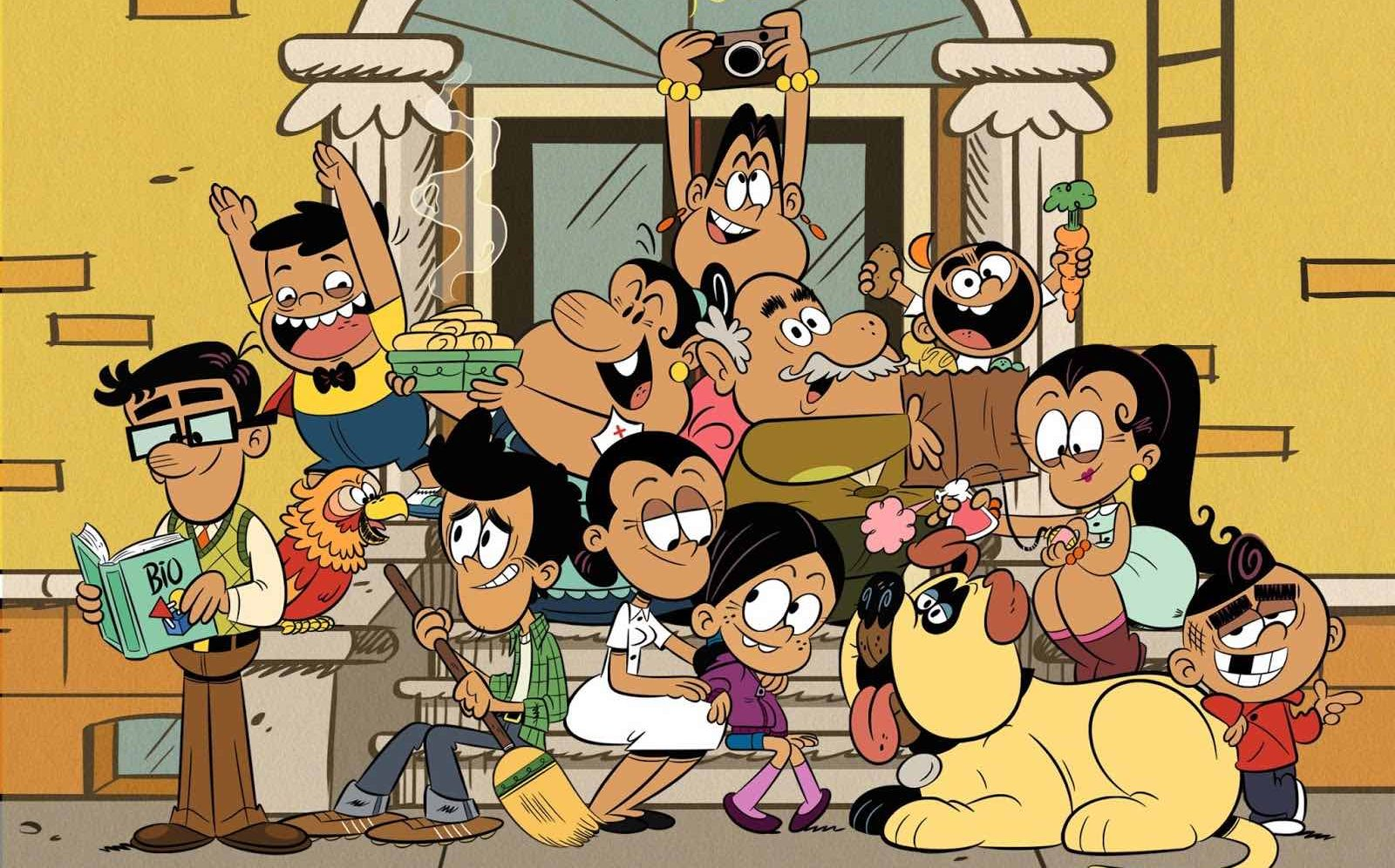 los casagrandes diversifies nickelodeon s network