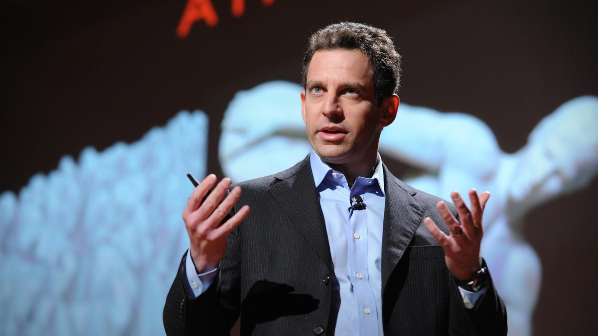 Sam Harris Wife Net Worth Height Age Biography And Other Facts