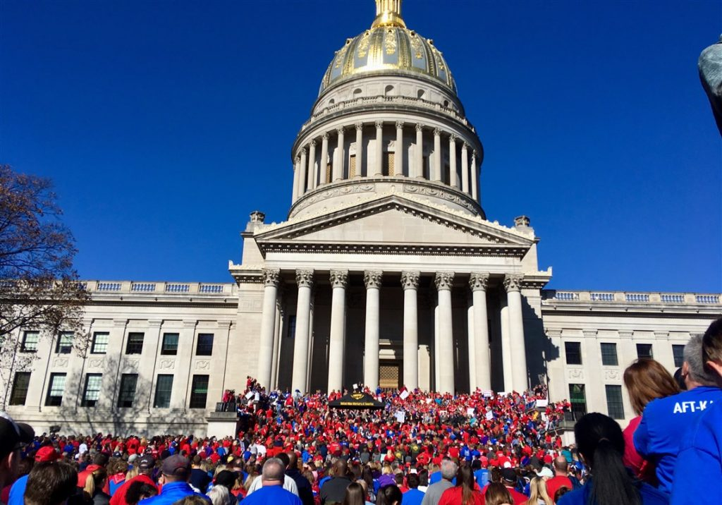 West Virginia Schools Closed on Monday as Bill is Amended by Senate