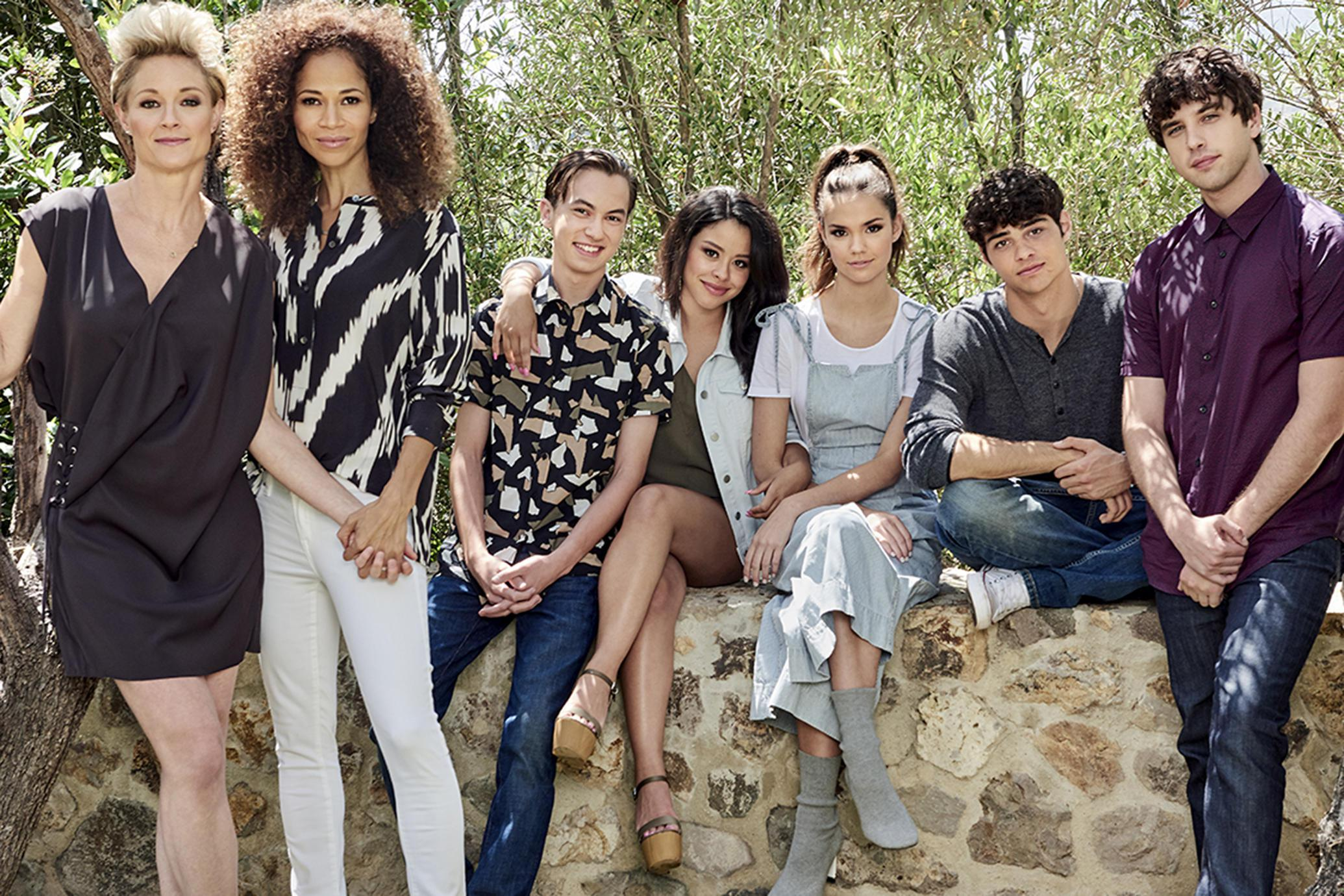 the fosters,' a groundbreaking series, comes to an end