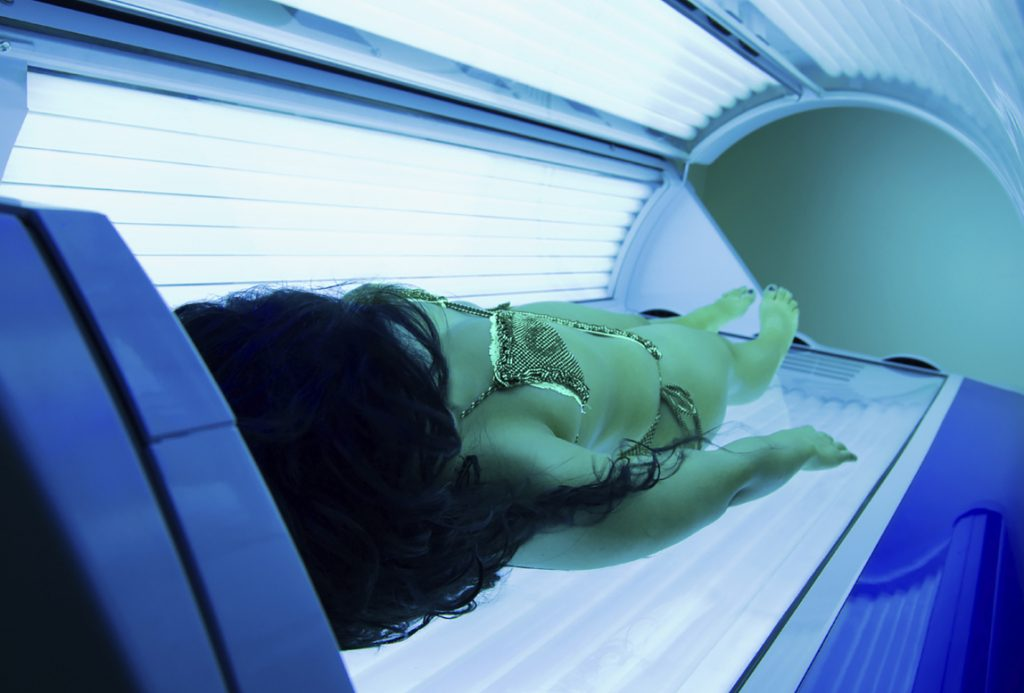 tanning beds should be banned for Care2 causes | ban on tanning beds: common sense or government interference start a petition ) ban on the use of tanning beds is and should be a.