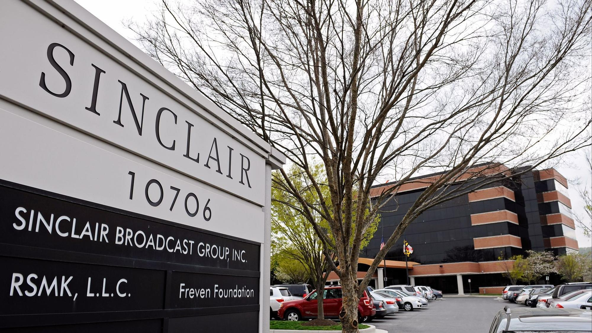 Trump Gives Thumbs-Up to Sinclair Broadcasting Propaganda