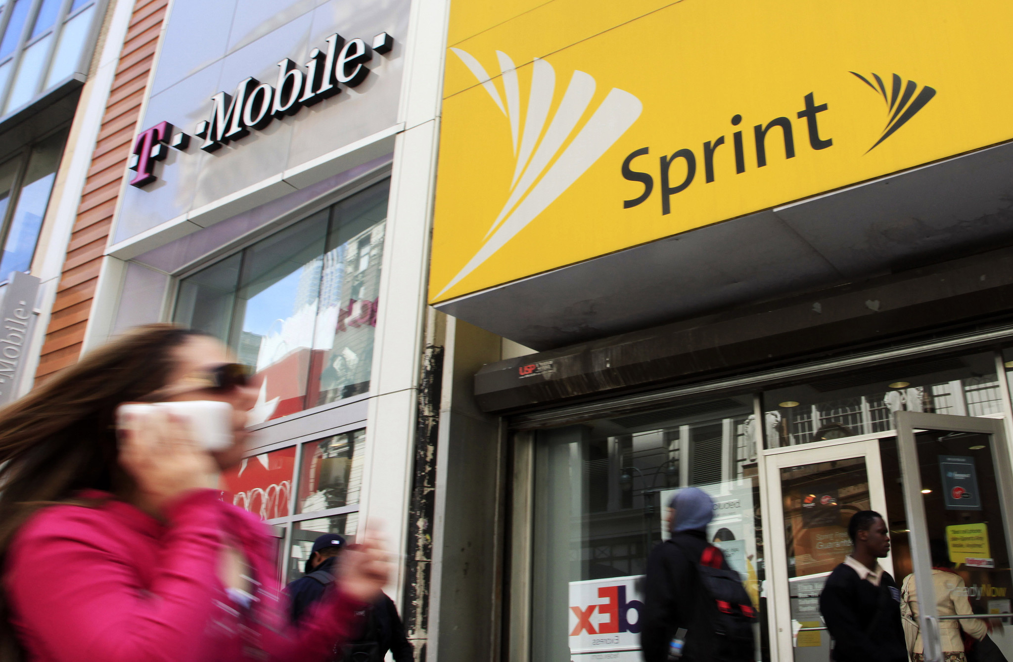 Can You Merge Me Now T Mobile And Sprint Are Joining Forces