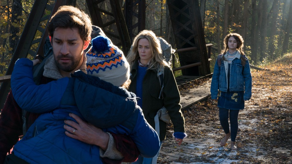 A Quiet Place Sequel Already in Development