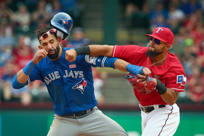 5dd1e3c64 The 6 Best Baseball Fights of All Time in the Major Leagues