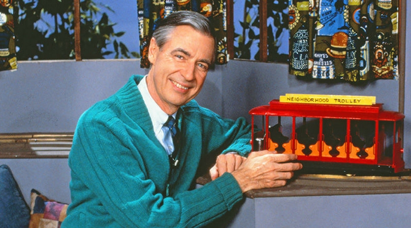 Image result for mister rogers