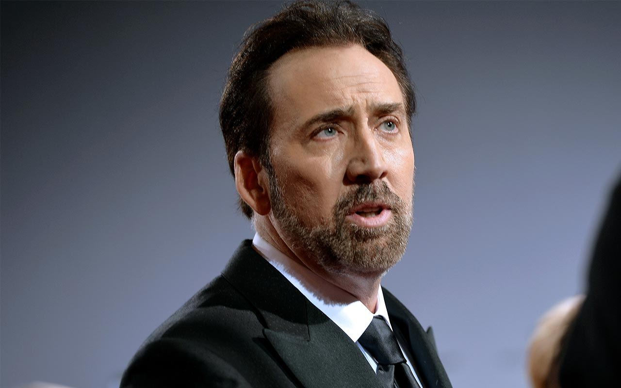 Nicolas Cage Tells Media That He's Eyeing Retirement