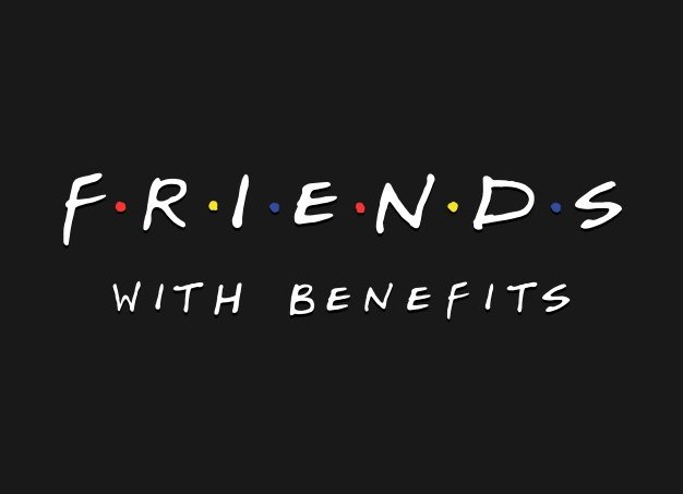 Friends with benefits for over a year