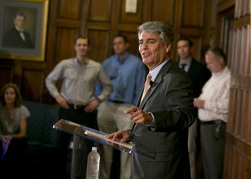 Is Being a College President the Toughest Job in the Country?