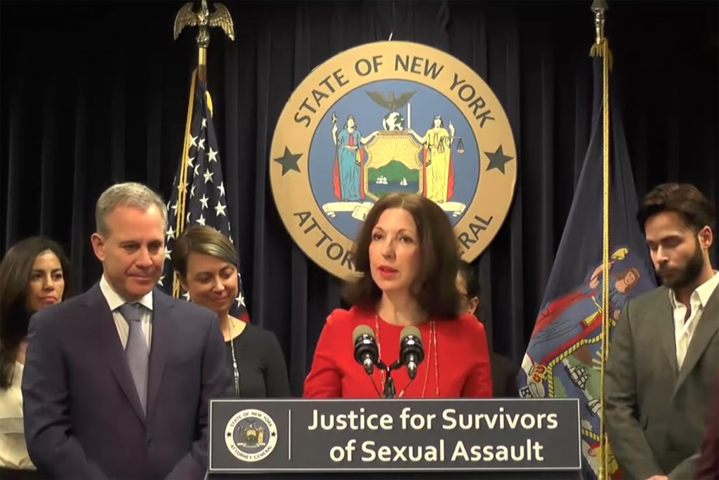 NY Attorney General Eric Schneiderman, a Voice for #MeToo Victims, Is Accused of Abuse