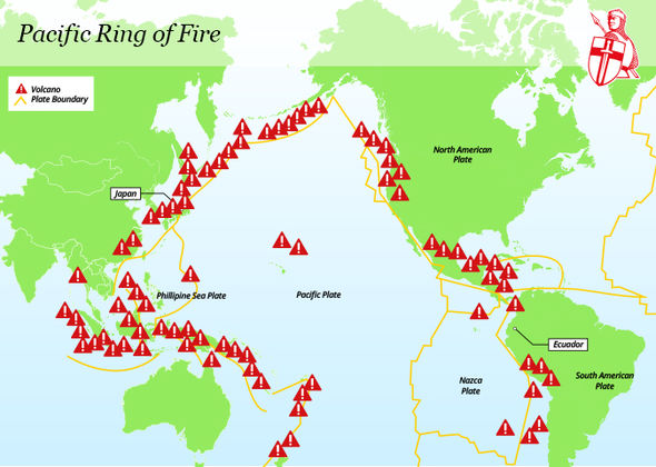 The 5 Dangerous Volcanoes that Could Erupt Next