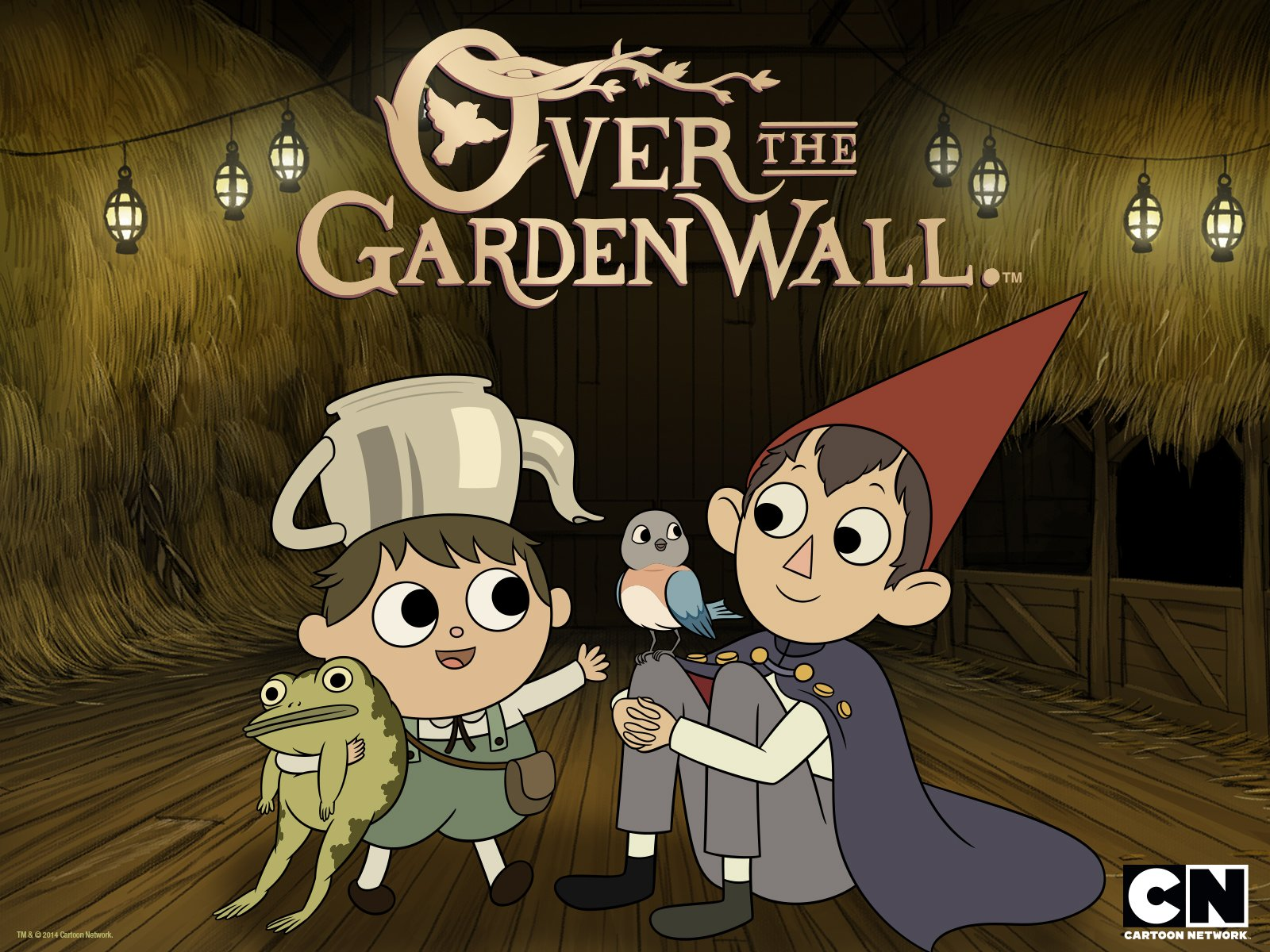 children's TV shows over the garden wall