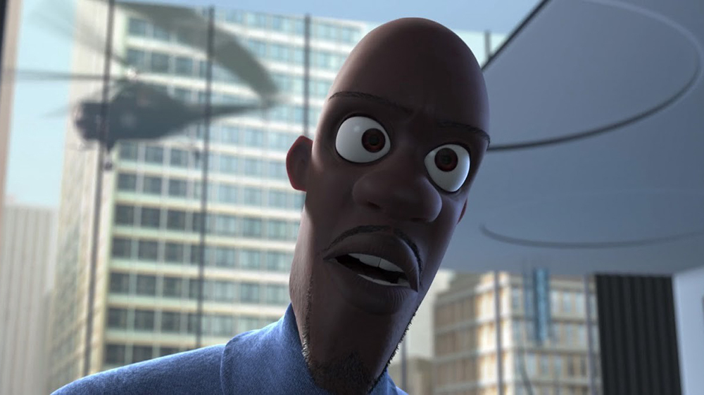 Frozone side characters